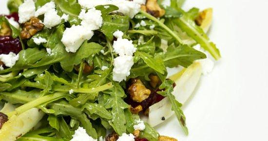 Roasted Walnut-Oil Salad