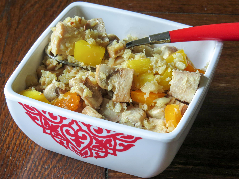 Hearty Pork Loin Vegetable Breakfast Hash