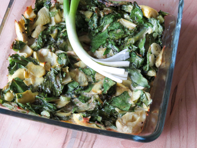 spinach-artichoke-breakfast-bake-2