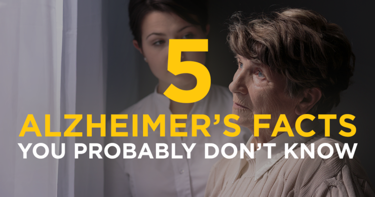 Five Incredible Alzheimer's Facts You Probably Don't Know