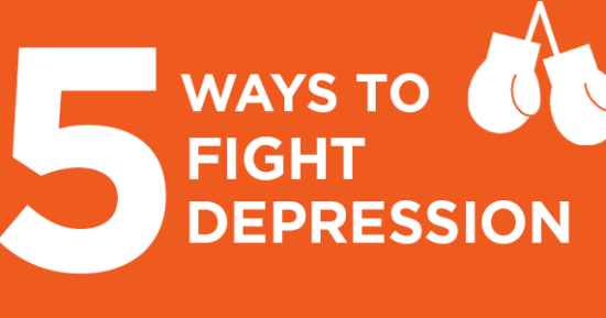 Five Ways to Fight Depression (Without Drugs!)