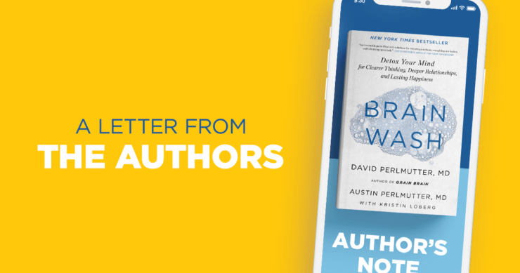 A Letter From the Authors of Brain Wash