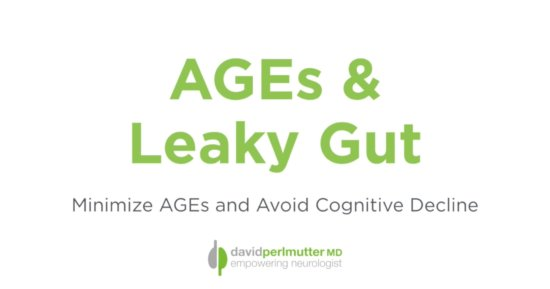 AGEs and Leaky Gut