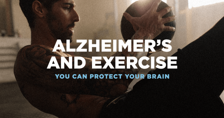 Alzheimer's and Exercise – You Can Protect Your Brain