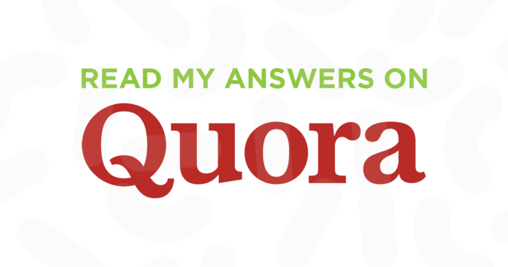 Read My Answers On Quora