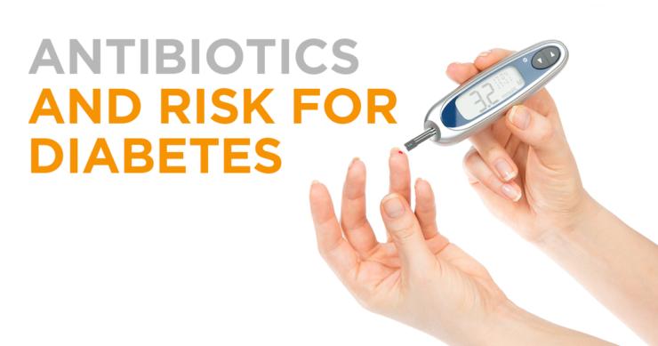 Antibiotics and Risk for Diabetes