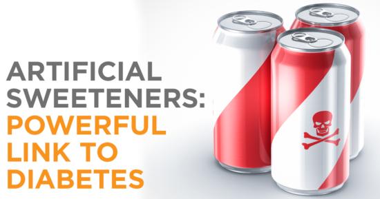 Artificial Sweeteners Threaten Your Health