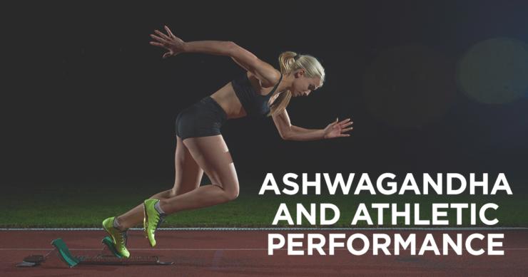 Ashwagandha Improves Athletic Performance