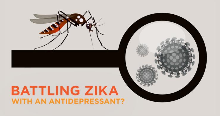 Battling Zika with an Antidepressant?