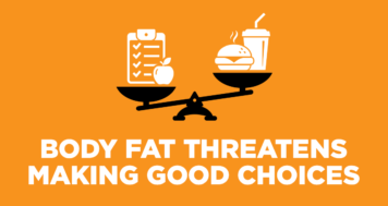 Body Fat Threatens Ability to Make Good Choices