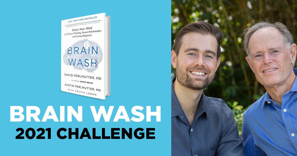 Brain Wash Challenge