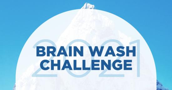 Introducing the #BrainWash2021 Challenge!