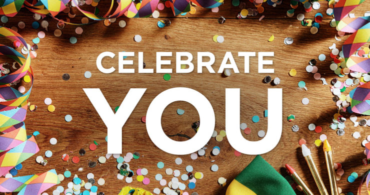 Celebrate Who and What You Are