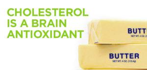 Cholesterol as Antioxidant