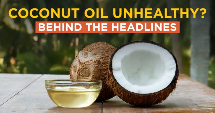 Is Coconut Oil Still Healthy? The Truth Behind The Recent Headlines.