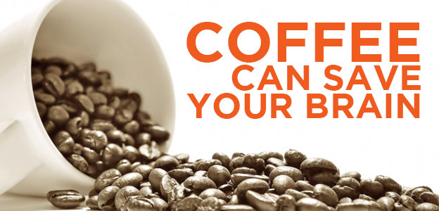 Coffee Can Save Your Brain
