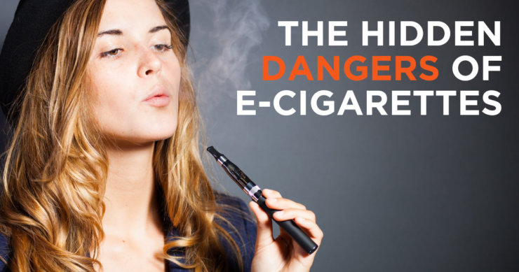 The Hidden Dangers of E-Cigarettes