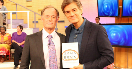 Dr. Perlmutter and Grain Brain on Dr. Oz