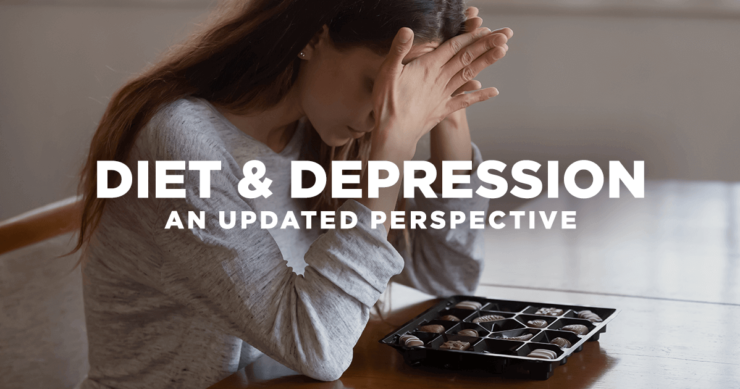 Diet and Depression: An Updated Perspective