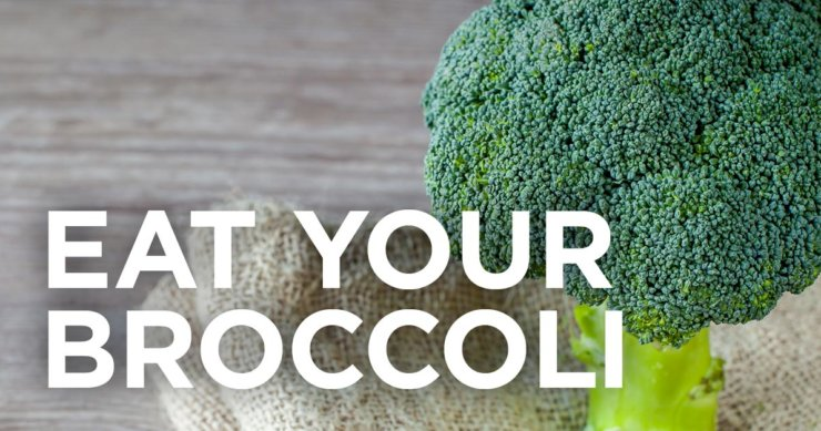 How About a Broccoli Detox?