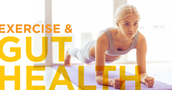 Exercising to Improve Gut Health