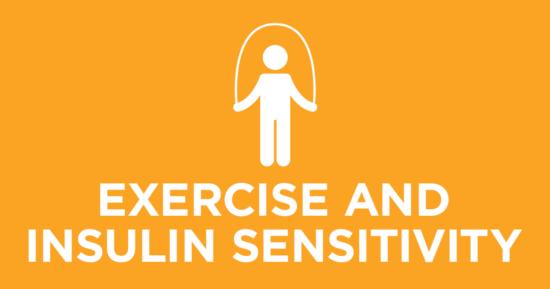 Can Exercise Enhance Insulin Sensitivity?