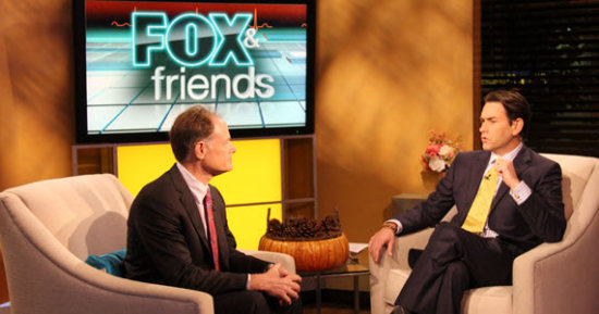 Dr. Perlmutter On-Air