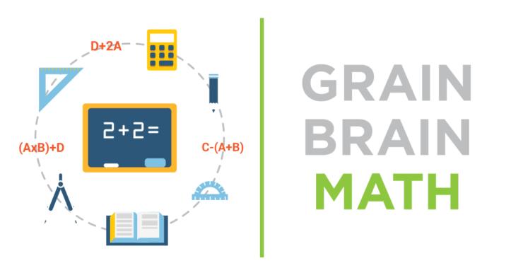 Grain Brain Math