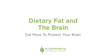 Dietary Fat and The Brain