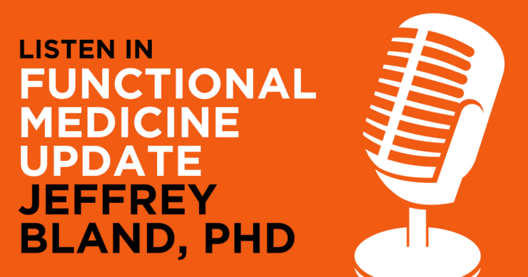 Interview with Dr. Jeffrey Bland