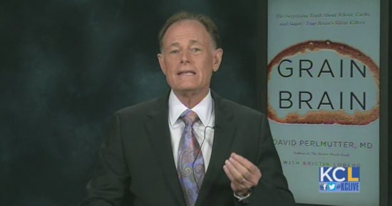 Talking Grain Brain on Kansas City Live