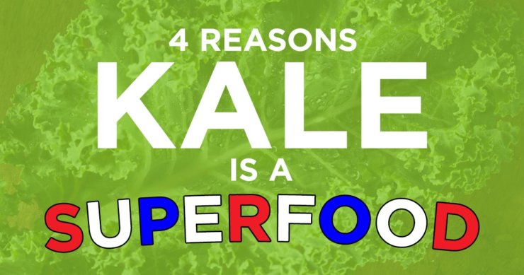 4 Reasons Why Kale is a True Superfood