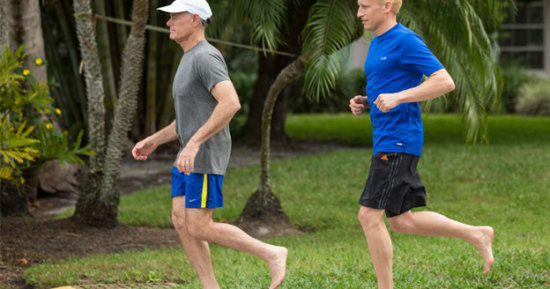 Long-Distance Running on a Low-Carb, High-Fat Diet
