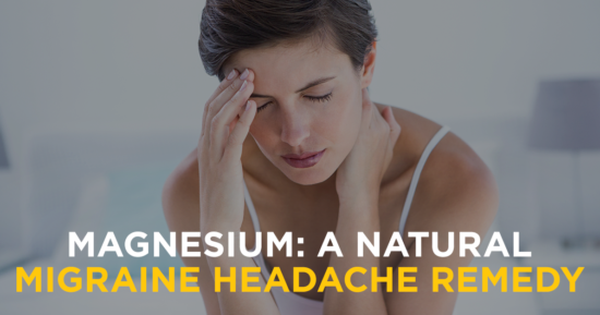 Migraine Headache Remedy for Treatment and Prevention