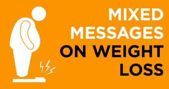 Weight Loss – Mixed Messages from the American Medical Association