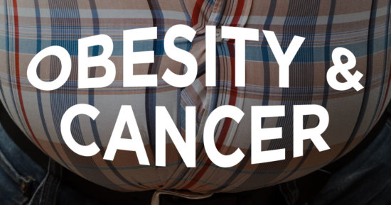 To Lower Your Risk of Cancer, Look to Your Waist