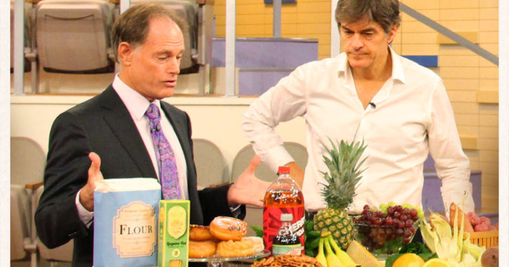 Join Me on Dr. Oz this Monday, October 21!