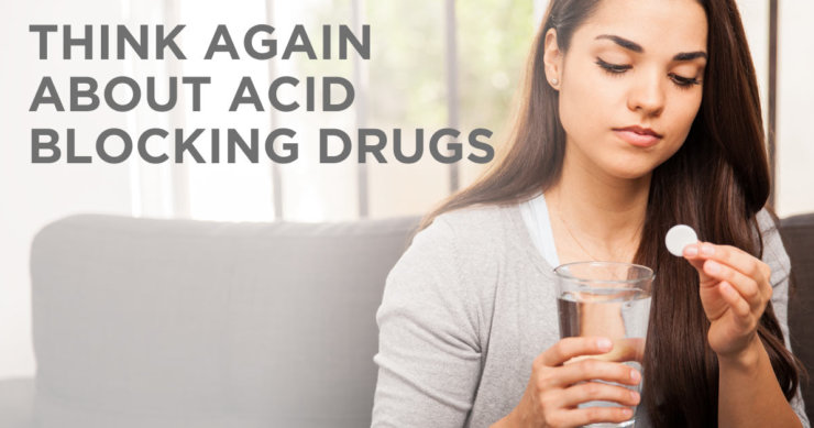 Acid Blocking Drugs for One and All?