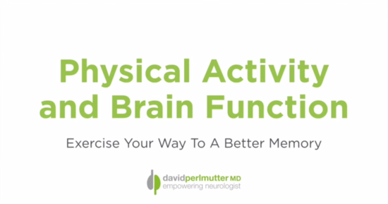 Physical Exercise and Brain Function