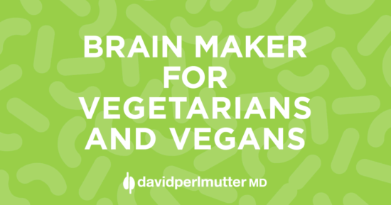 Brain Maker for Vegetarians and Vegans