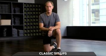 Classic Sit-Ups