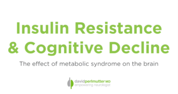 Insulin Resistance and Cognitive Decline