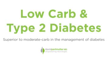 The Low-Carb Diet & Type 2 Diabetes