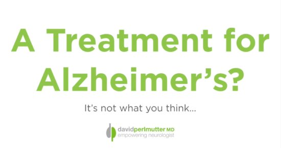 Treating Alzheimer's Disease? The Solution May Not Be What You Think.