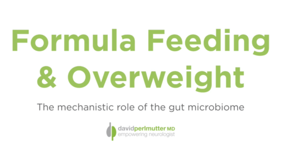 Formula Feeding and Infant Obesity: Role of the Gut Microbiome