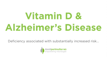 Vitamin D and Alzheimer's Disease: Could Deficiency Increase Your Risk?