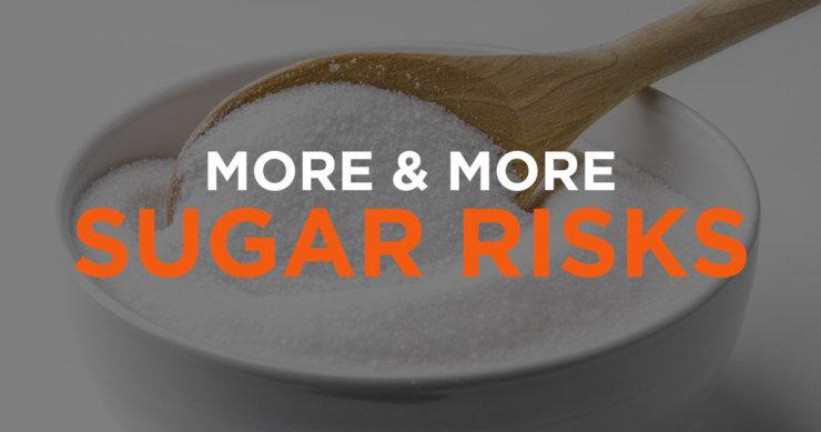 Sugar Risks Go Beyond Weight Gain
