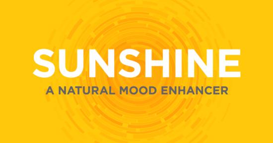 Sunshine: A Natural Mood Enhancer