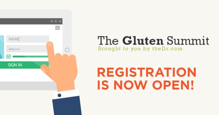 The World's Leading Gluten Sensitivity Experts at The Gluten Summit: Registration is Open!