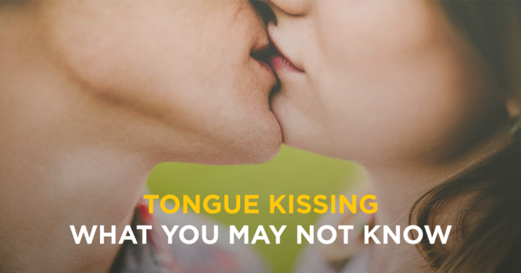 Tongue Kissing – What You May Not Know